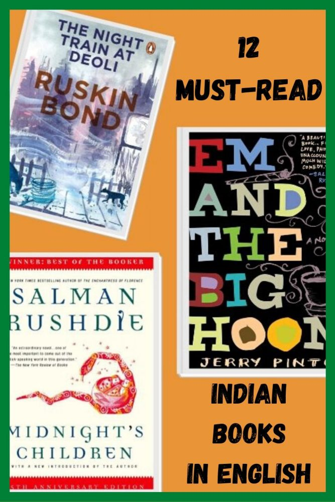 indian books in english