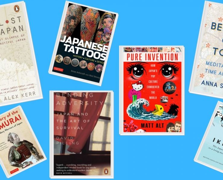 best books on japan
