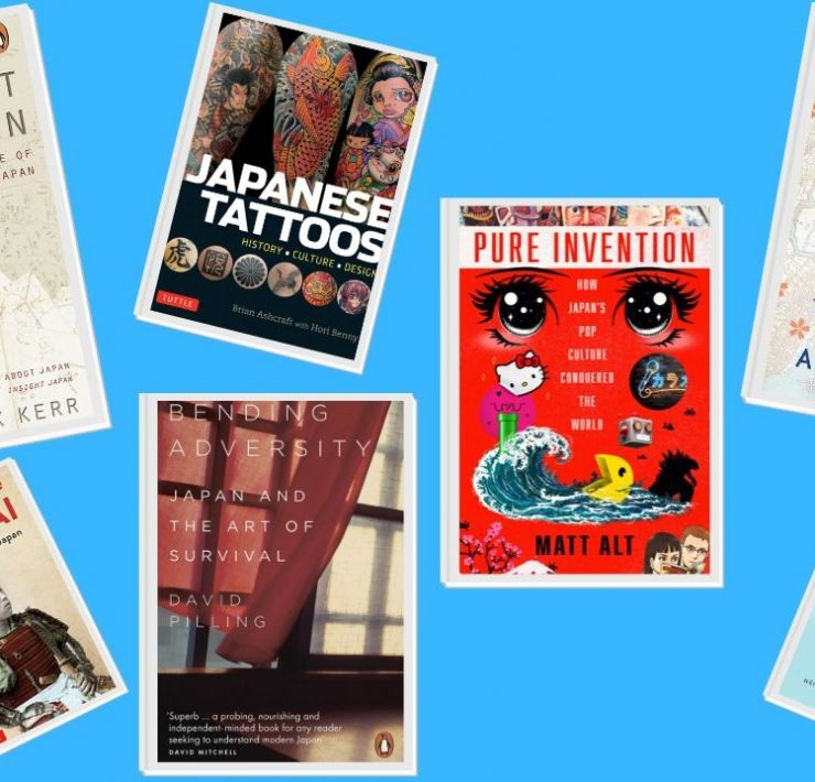best books on japan