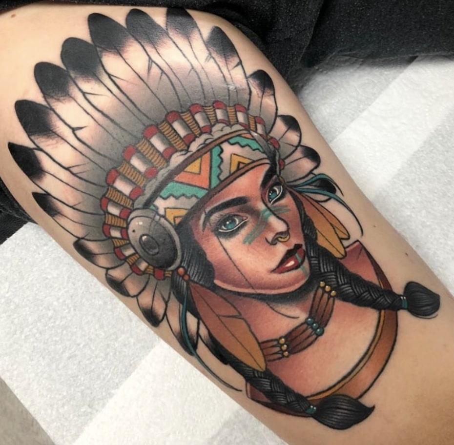 adam knowles tattoo artist