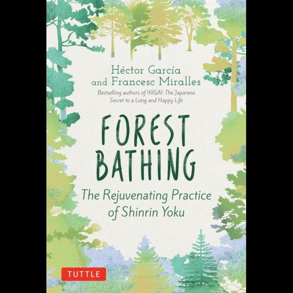 forest bathing shinrin yoku