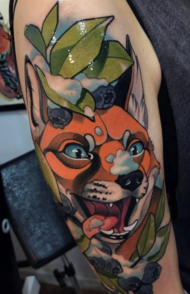 jack goks tattoo artist
