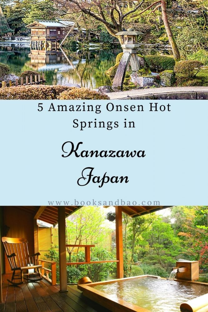 In one of Japan's most picturesque and historic cities, you'll find a wealth of hot springs to soothe your soul. These are the best Kanazawa onsen hot springs to visit. #beautifulplaces #naturalspaces #japanwinter #kanazawajapan #winterescapes