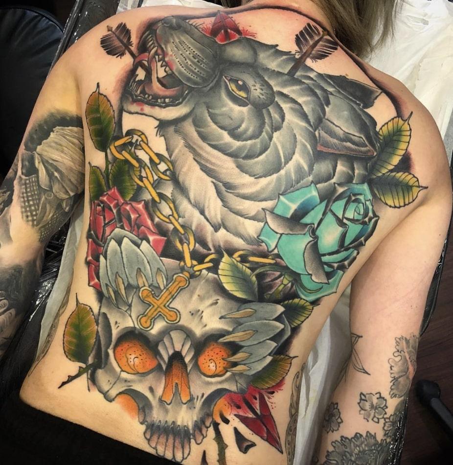 kodie smith tattoo artist