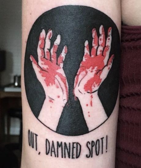 macbeth tattoo