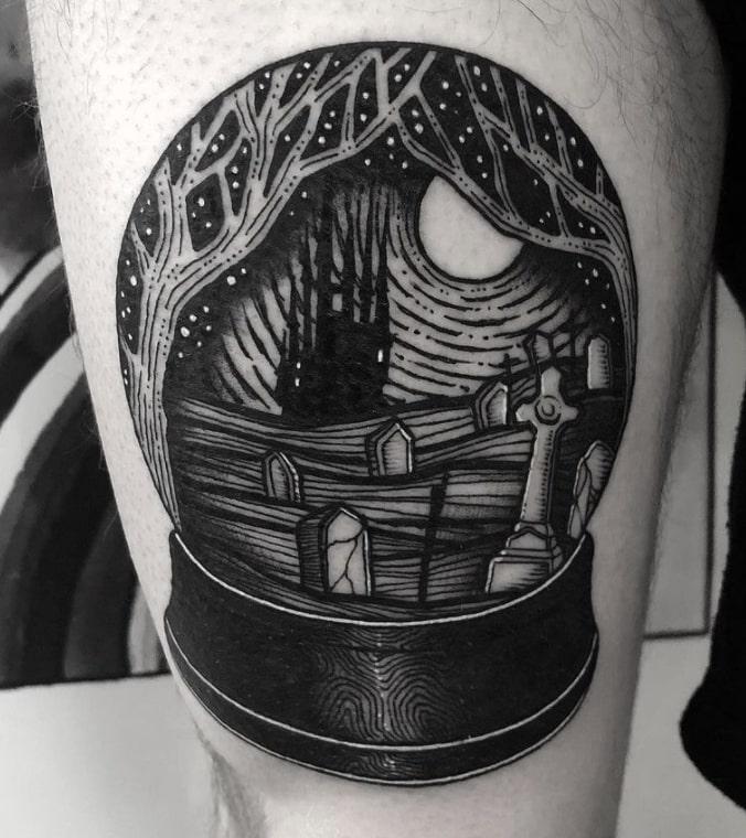 merry morgan tattoo artist