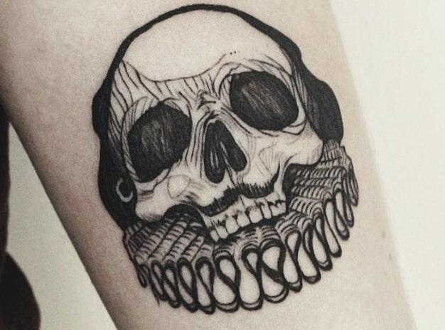 shakespeare tattoo