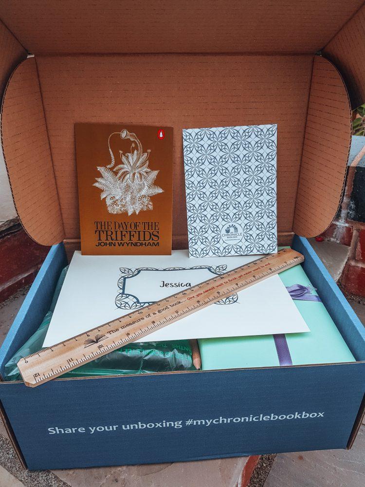 chronicle book box
