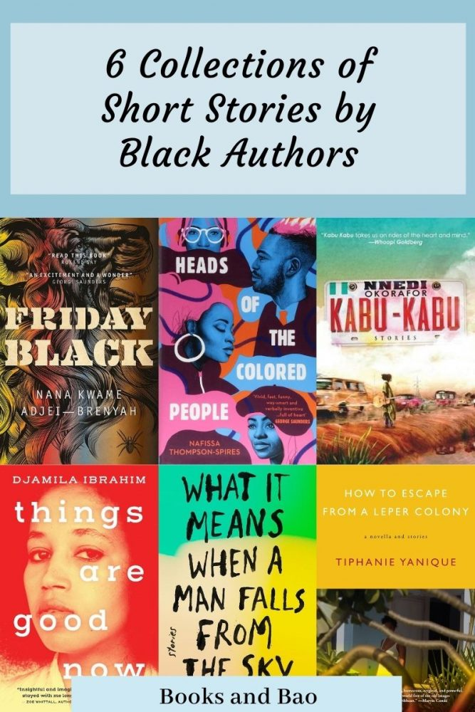 short stories by black authors