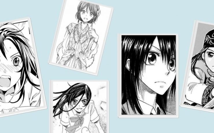 manga strong female protagonist