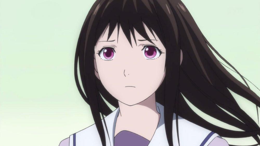 hiyori iki noragami manga