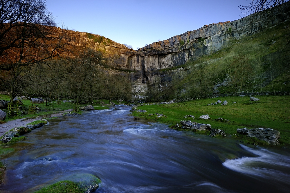Malham Cove yorkshire