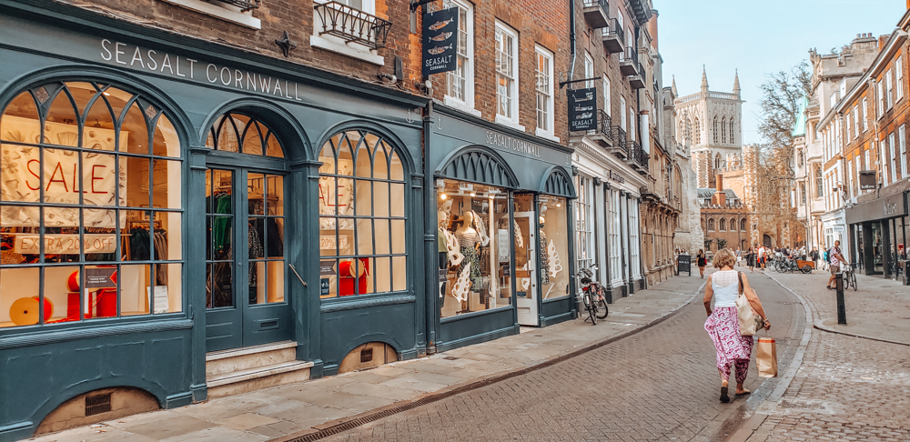 Best Cambridge Bookshops and Cafes