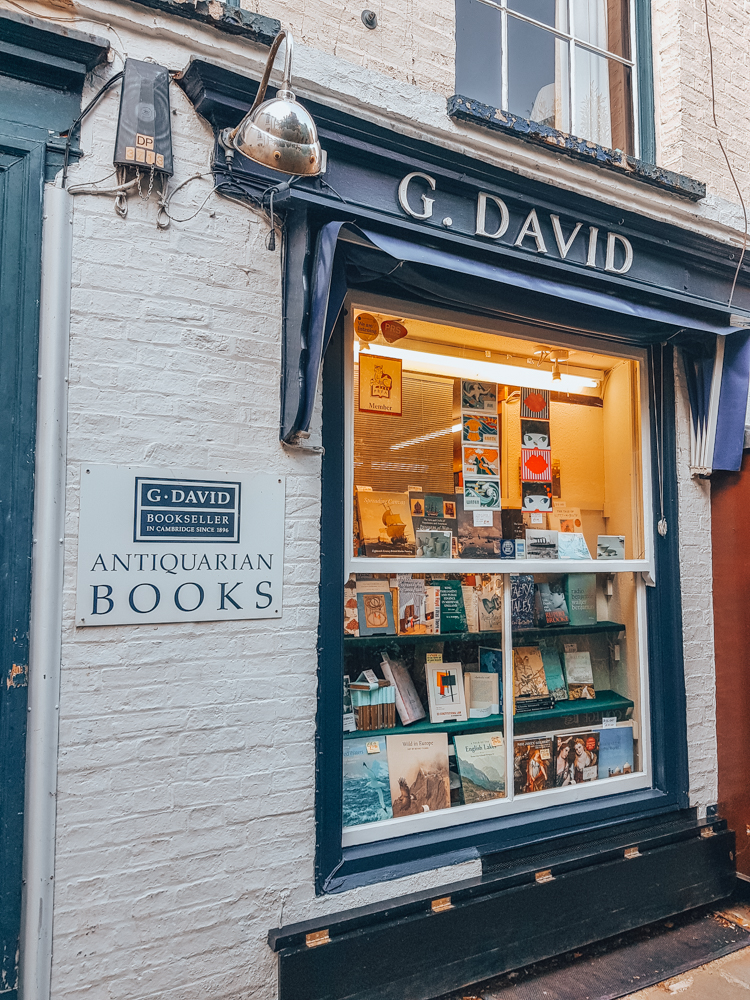 G David Antiquarian Books