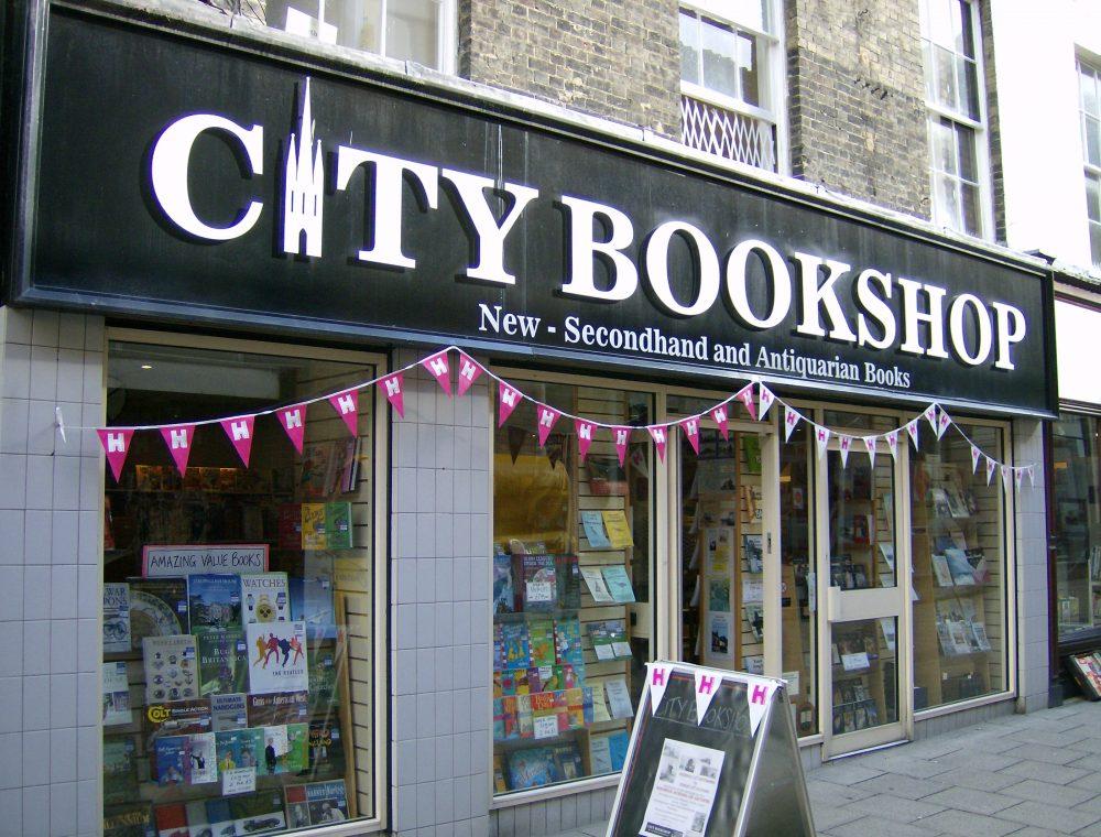 city bookshop norwich