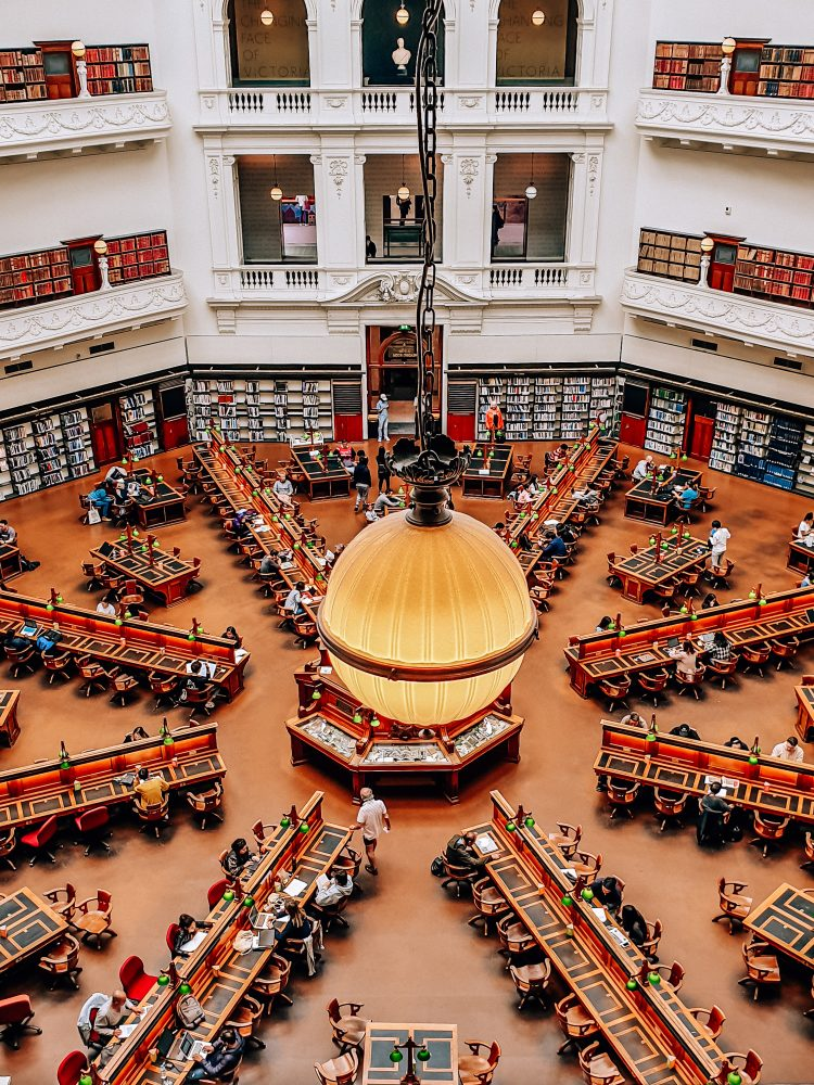 State Library Reading Room and Gallery