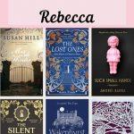 books like rebecca
