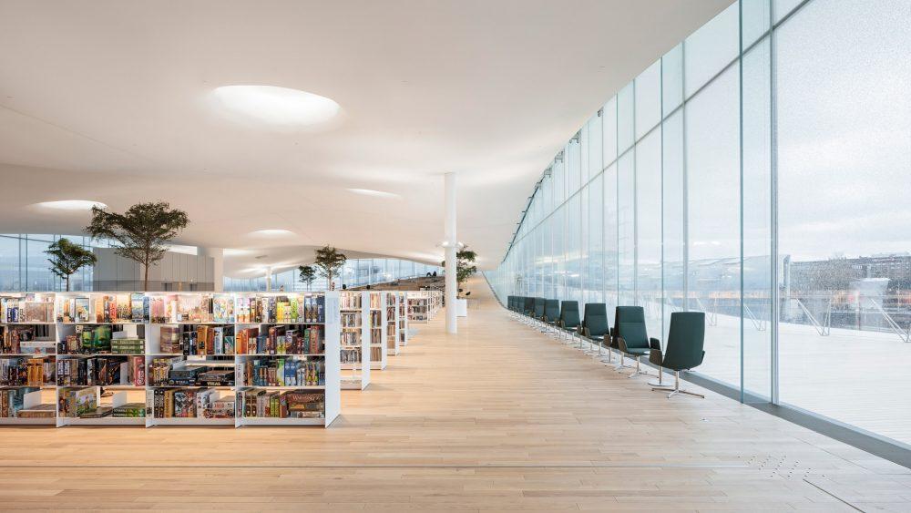 Helsinki Central Library Oodi – Finland