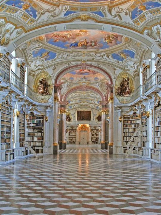 Libraries Around the World