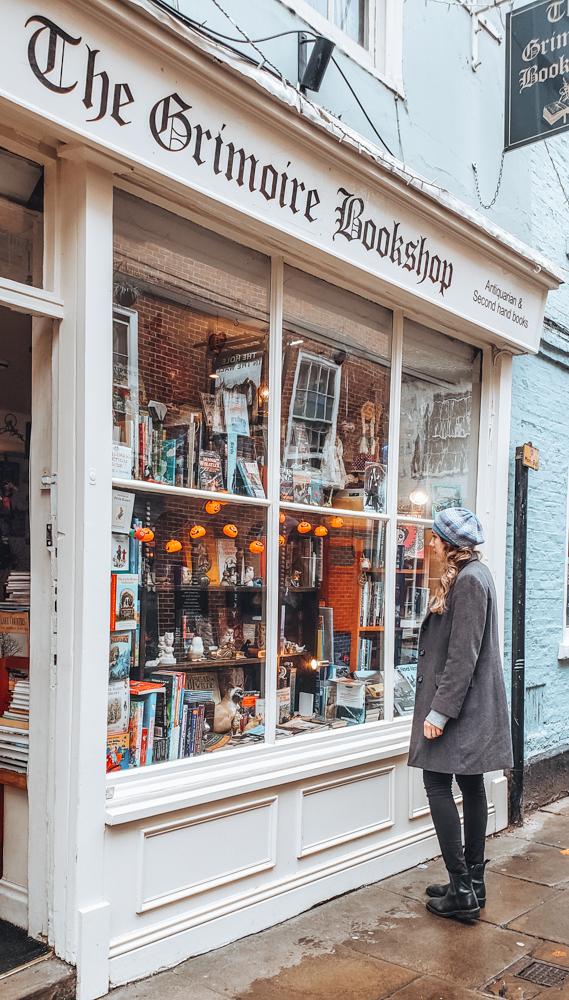 grimoire bookshop york