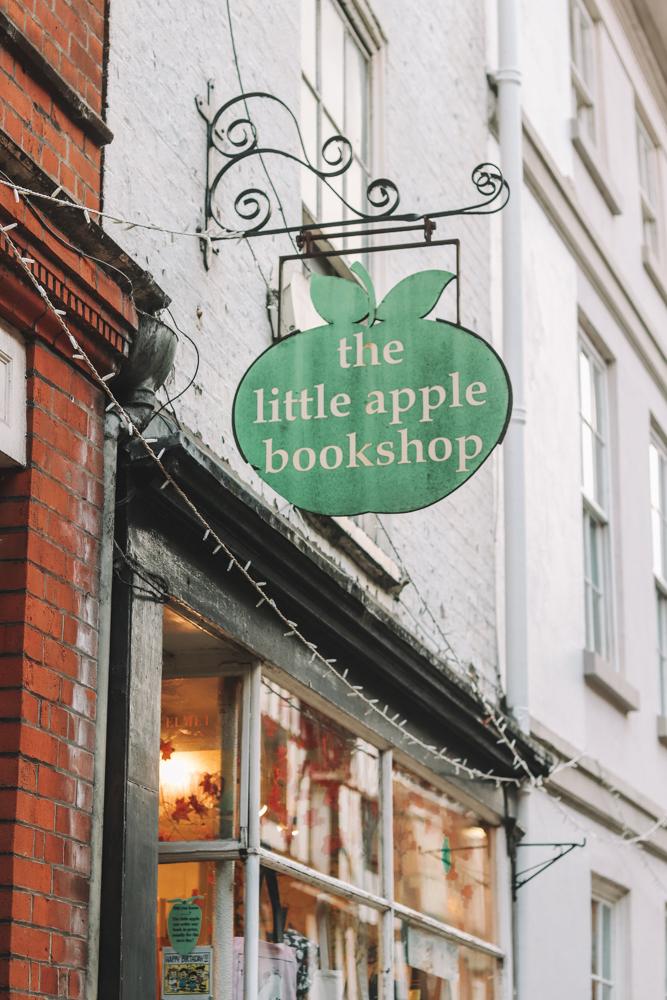 little apple bookshop york