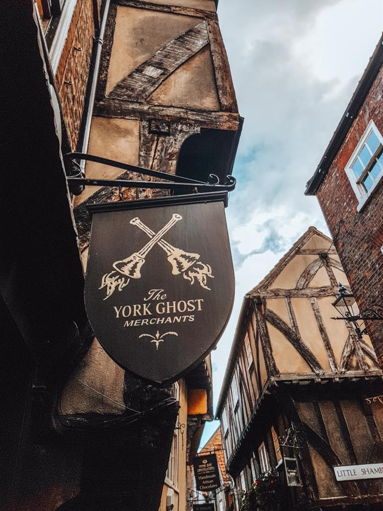 york ghost merchants