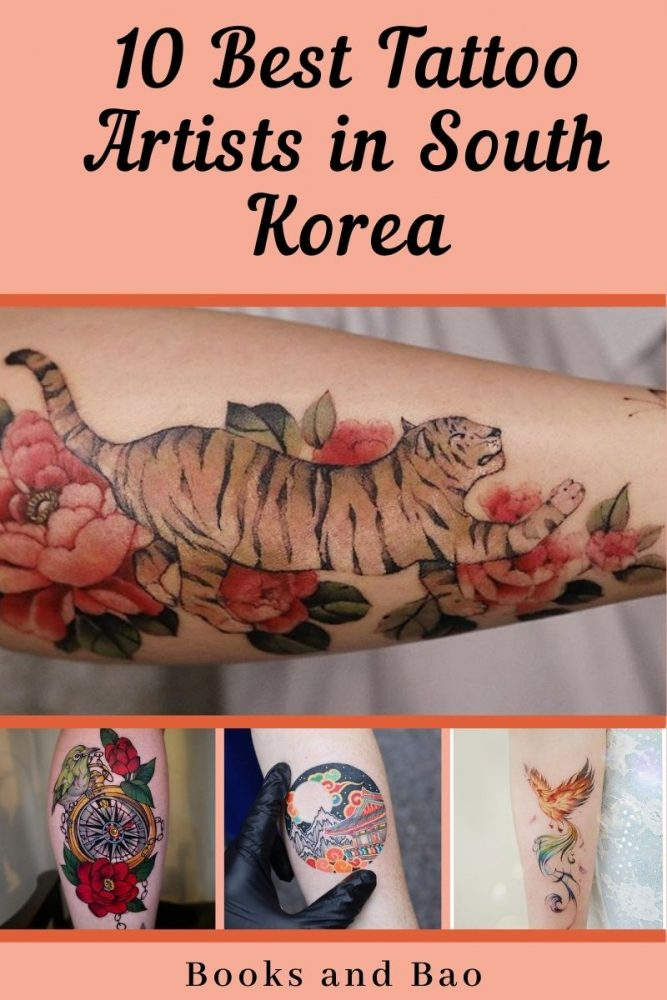 10 Best Tattoo Artists South Korea