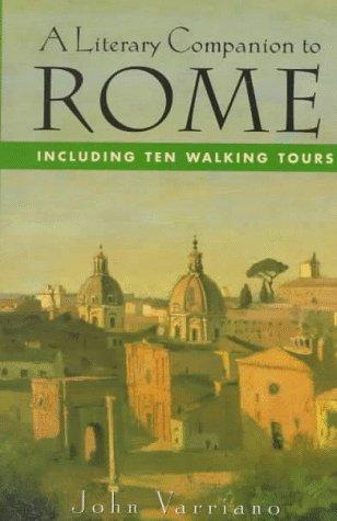 a literary companion to rome