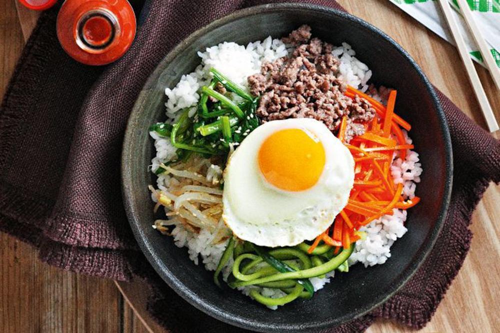 South Korean comfort food london