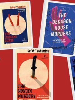 japanese mystery novels