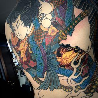 horitatsu south korea artists japanese style