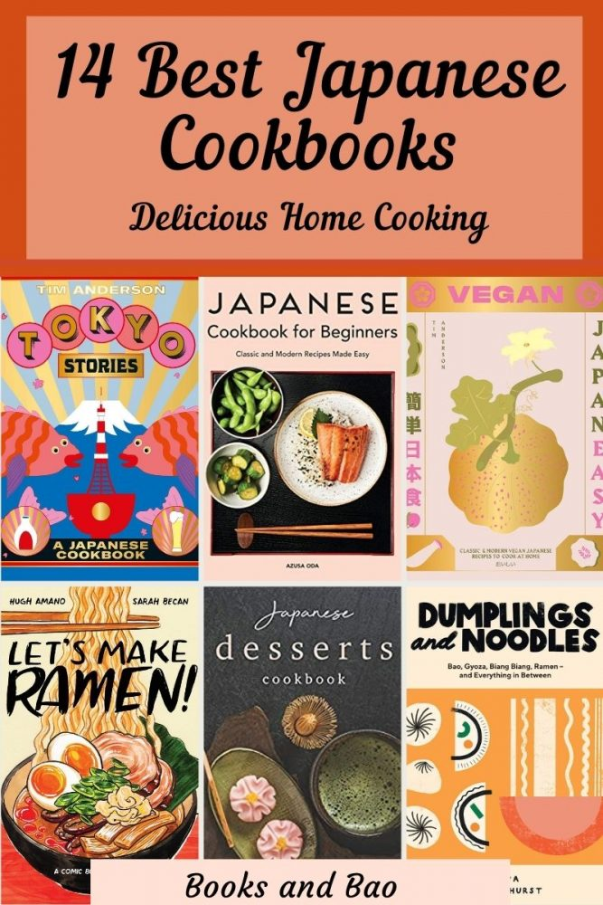 Treat yourself to one of these Japanese cookbooks and learn how to cook your favourites from ramen and sushi to delicious Japanese comfort food dishes.