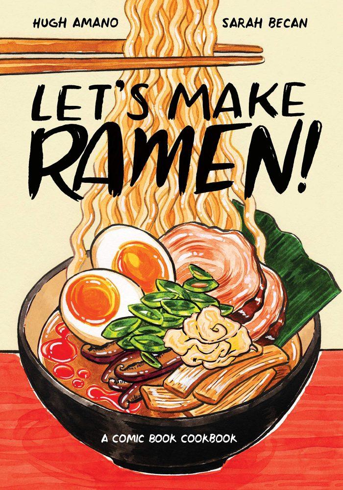 ramen graphic novel
