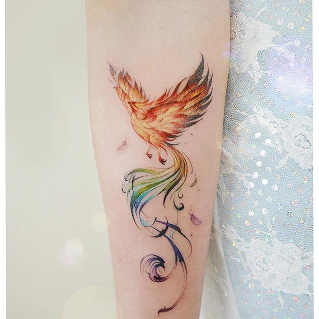 tattooist banul south korea