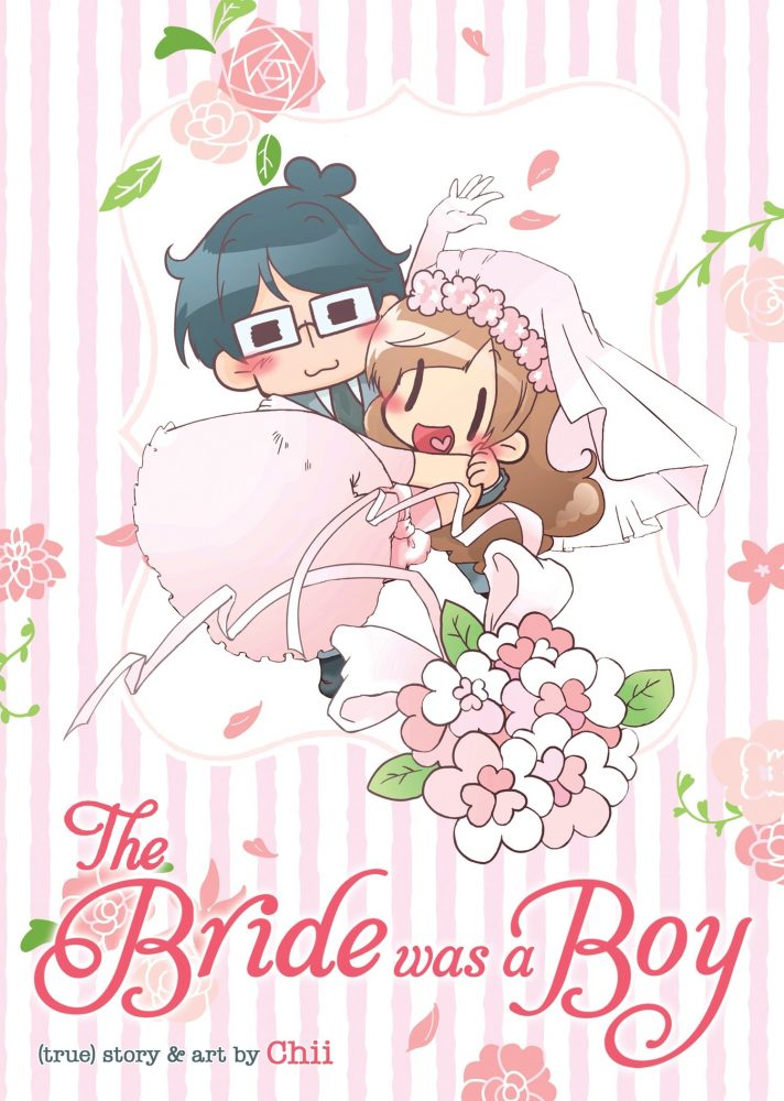 the bride is a boy
