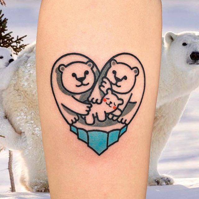 woo loves you south korea tattoo artist