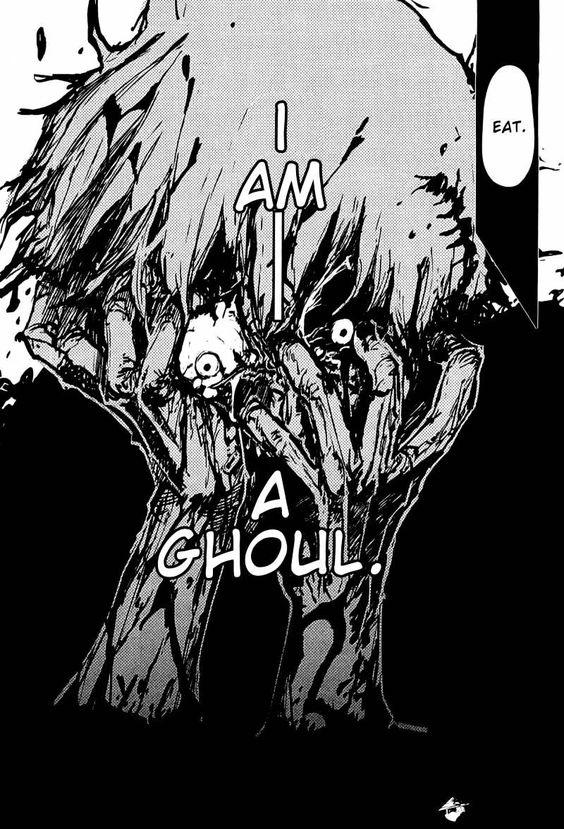 tokyo ghoul manga vs anime