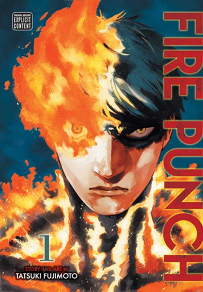 fire punch manga fujimoto