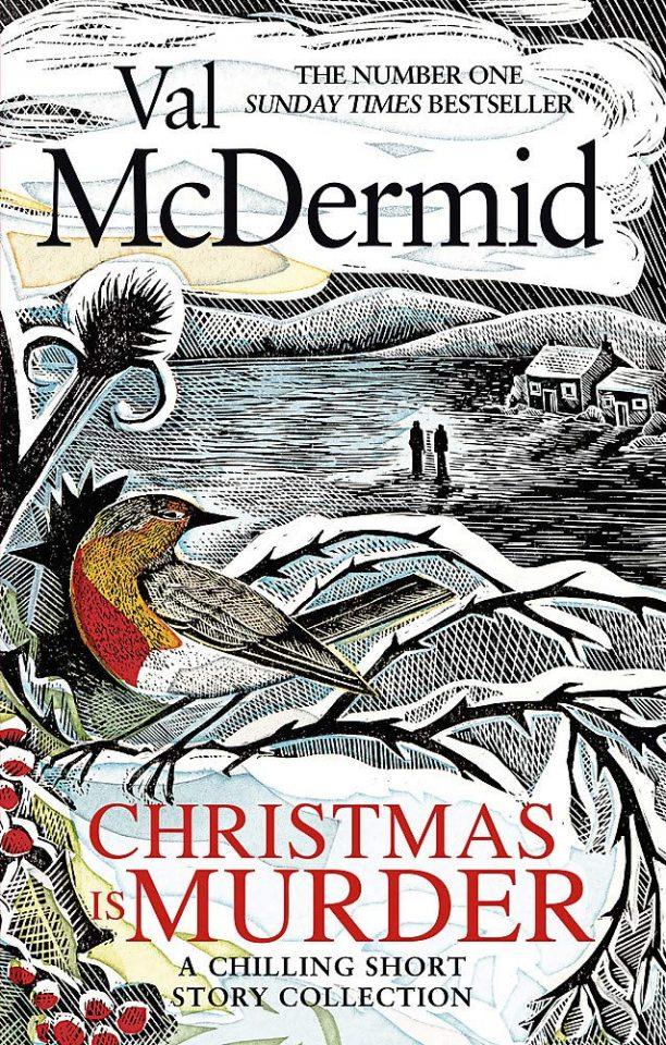 christmas is murder val mcdermid