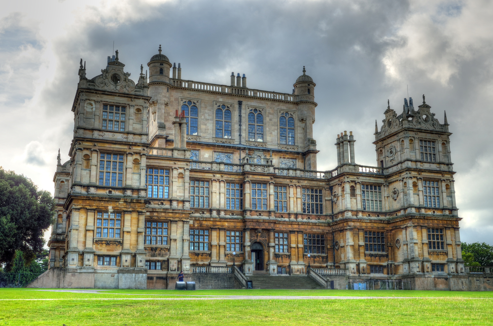 wollaton hall and park nottingham