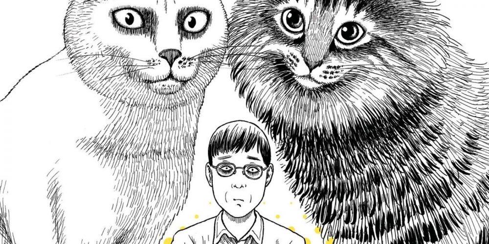 junji ito manga