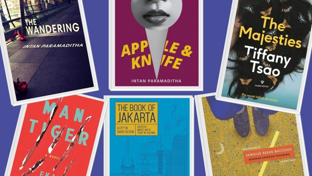 indonesian novels