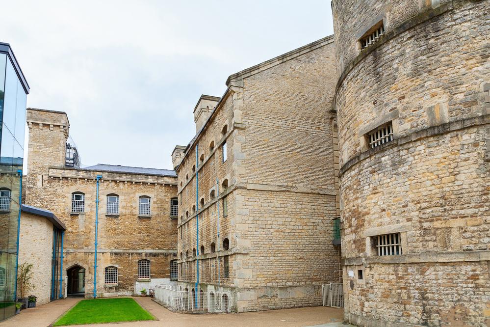 Oxford Prison. England