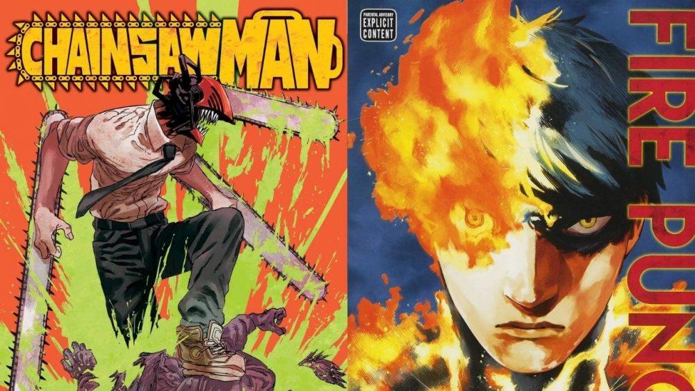 tatsuki fujimoto chainsaw man fire punch manga