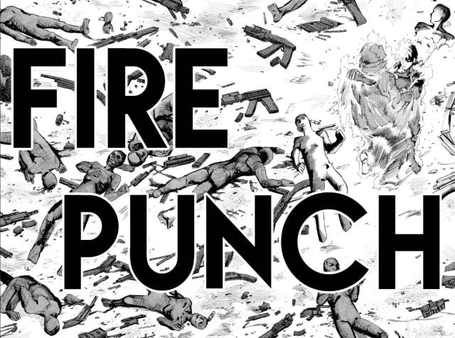 fire punch art