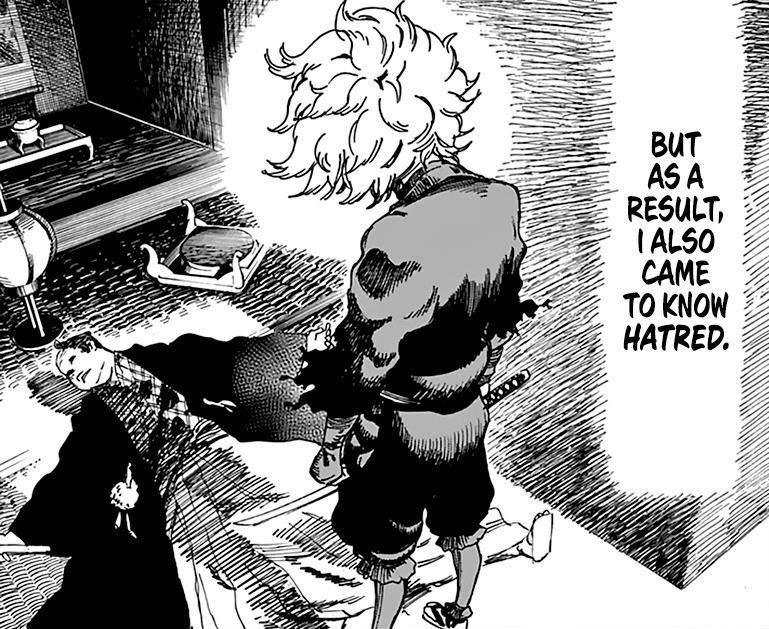 gabimaru hell's paradise manga