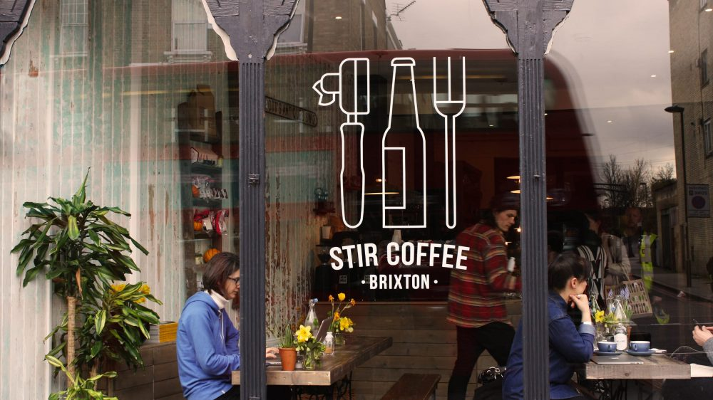 stir coffee London