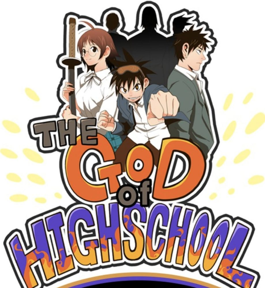 the god of high school webtoon