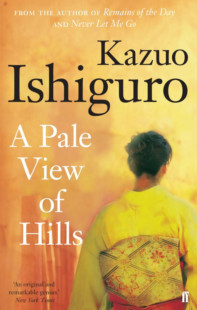 a pale view of hills ishiguro