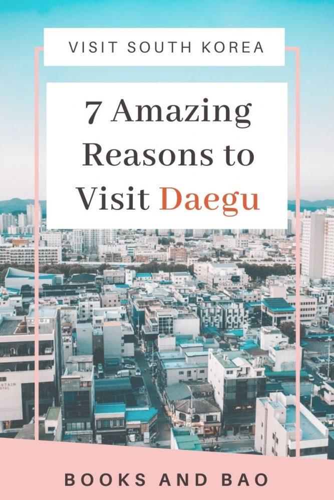Amazing Things to do in Daegu